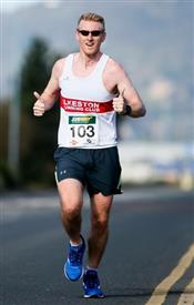 RES Employee Runs for Charity