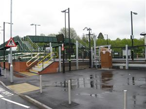 Stratford upon Avon Parkway Station