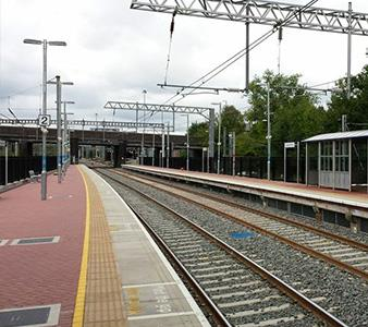 Stations and Platforms