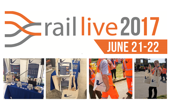 Rail Live Exhibits at Rail Live